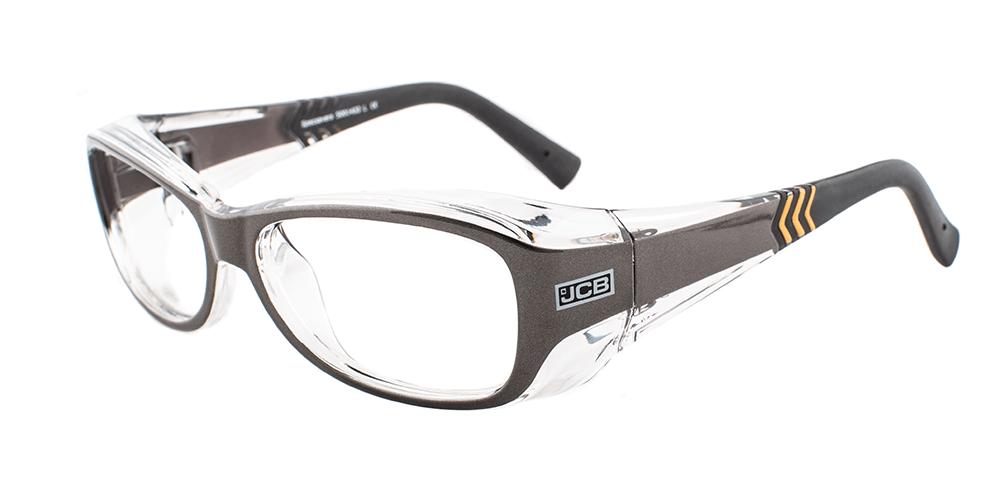 JCB All Terrain prescription safety glasses