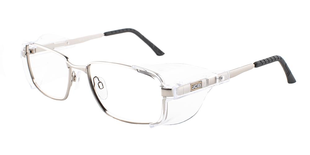 JCB Excavator prescription safety glasses