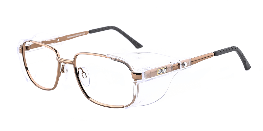 JCB Fastrac prescription safety glasses