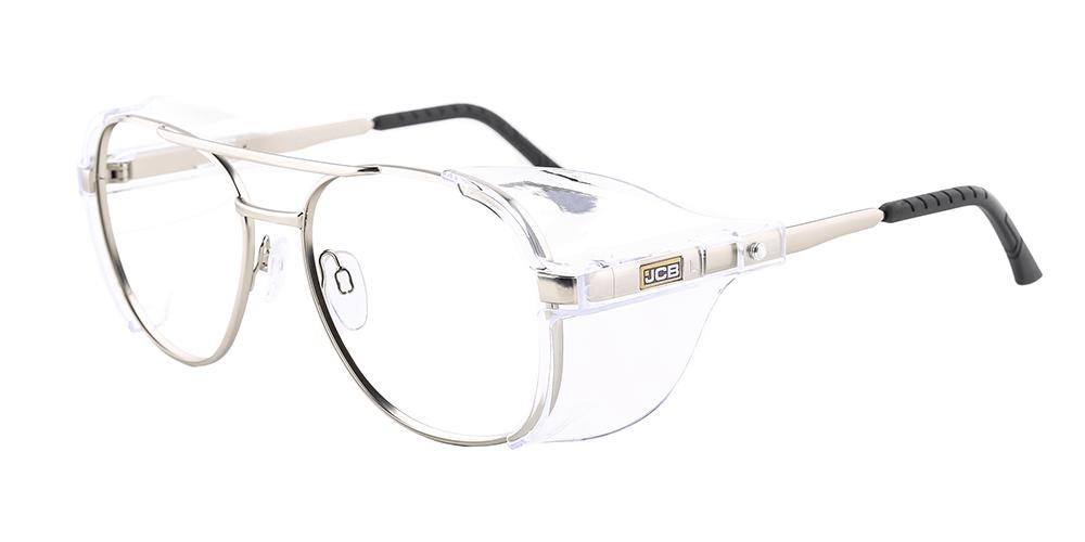 JCB Robot prescription safety glasses