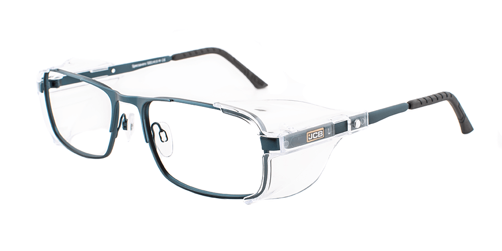 JCB Track prescription safety glasses