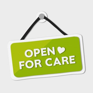 Specsavers remains open for urgent and essential care throughout the Covid-19 pandemic